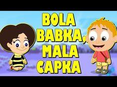 Bola babka, mala capka | Zbierka | Slovenské detské pesničky | Slovak Folk Song - YouTube Karaoke, Activities For Kids, Preschool, Family Guy, Youtube, Comics, Children, Fictional Characters, Young Children