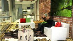 Dsync graduation show 2014  Raffles Design institute manila By Interior Design student: Nikki Laurel