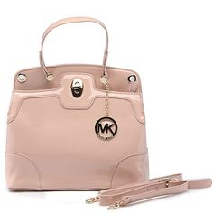Michael Kors Smooth Leather Large Pink Totes Outlet - LeatherFlap openning with a snap closureRemovable strapsGolden hardwareHanging logo charmTote handlesInside zip, cell phone and multifunction pockets Cheap Michael Kors Bags, Michael Kors Outlet, Michael Kors Tote, Handbags Michael Kors, Mk Handbags, Handbags On Sale, Mk Bags, Michael Kors Shoulder Bag, Tote Bag