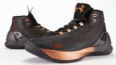 Under Armour Curry 3 All Star Brass Band