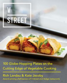 Available next week. I think I'll order two! A dazzling collection of more than 100 innovative vegetable recipes from the beloved chefs of Philadelphia's nationally acclaimed restaurants Vedge and...