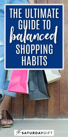 Do you sometimes buy things that you later regret? Check out this ultimate guide and you won't any longer! 25 out-of-the-box ways to think totally differently about shopping and spending.  These are some great tips to help manage your money.  #saving #money #shopping #habits #spending #guide #planning