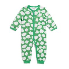 Pyjamas, Grön, Baby 44-86 cl, Barn | Lindex