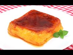YouTube Whole Eggs, Sweet Desserts, Baking Tips, Flan, Chorizo, Custard, Caramel, French Toast, Recipies