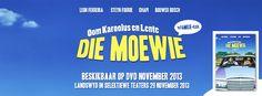 Oom Karoolus en Lente - Banner vir Die Moewie!