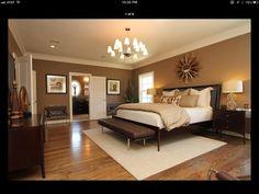Mod Master Bedroom