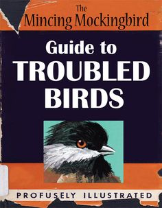 {Guide to Troubled Birds} this is funny stuff, by the Mincing Mockingbird