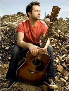 Brandon Heath. Christian Contemporary musician writes lyrics that talk about what it takes to be an authentic Christian in a broken world.