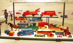my busy boys…. For a long time I haven't seen such a magnificent exhibition! The woo. Toy Trucks, Wood Toys, Handmade Art, Vintage Toys, Kids Toys, Design Inspiration, Design Ideas, Crafts, Wheels