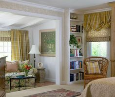 Link with Window Treatments