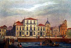 Antigo Palácio dos Vice-reis, atual Paço Imperial, no Rio de Janeiro  http://www.klepsidra.net/klepsidra23/lavradio.htm