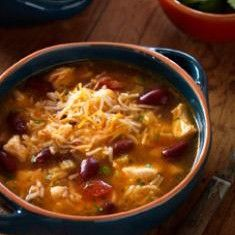 Mexican Chicken and Rice Soup Recipe : Target Recipes