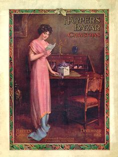 Harper's Bazar christmas