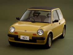 1985 Nissan Be-1 (1985) – The Nissan Be-1 is a retro-style automobile manufactured by Nissan Motors. The Be-1 was the first of four such retro spin-offs of the K10 Micra; the S-Cargo, Figaro and Pao being the other three.