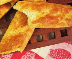 wheatless and meatless: GLUTEN-FREE AND CRISPY-CRUSTED ITALIAN BREAD