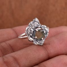 Handmade Rings, Handmade Bracelets, Earrings Handmade, Raw Gemstone Ring, Gemstone Necklace, Rose Quartz Ring, Raw Gemstones, Personalized Jewelry, Silver Earrings