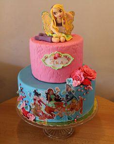 Torta Winx 39