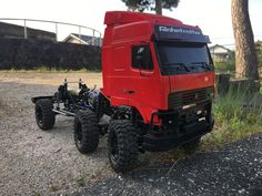 RC VOLVO 6WD