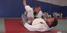 Double Under Guard Pass With Saulo Ribeiro