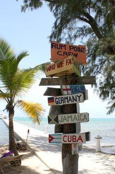 Rum Point - Grand Ca