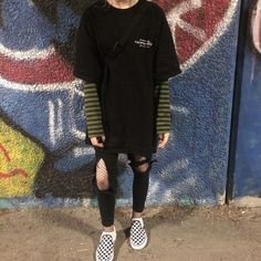 Photography photo outfit outfitideas outfitoftheday damenmode outfit outfitideas outfitoftheday photo photography 20 spring outfits for school teens will love 2019 Hipster Outfits, Edgy Outfits, Mode Outfits, Grunge Outfits, Girl Outfits, Fashion Outfits, Fashion Clothes, Grunge Clothes, 90s Clothes