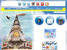 WWW.B-L-A-M.CO The Home of BLAM! and The Ladies of BLAM! Logo Branding, This Is Us, Marketing, Website, Gallery