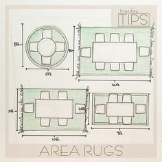 Area Rugs Are A GREAT Piece To Place In Your Home There Handful Of Dos And Donts When It Comes Size Makes Difference