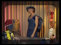 Sew a backpack and a cap from the remnants of denim - YouTube