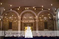 wedding Ault Park Pavilion