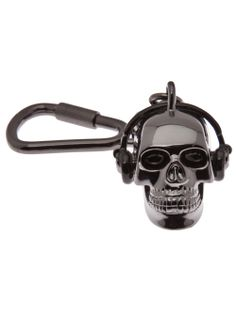 Paul Smith - Skull keychain