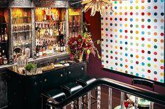 Hirst Bar, San Francisco  #damienhirst  info@guyhepner.com www.guyhepner.com