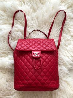 Chanel Urban Spirit Backpack New #CHANEL #Backpack
