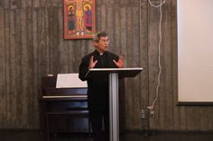 On April 28, 2017, UC Berkeley Newman Hall held a senior banquet for the Class of 2017 in which Paulist Fr. Ivan Tou gave a speech.