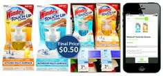 Windex Touch-Up Cleaner, Only $0.50 at Walgreens!