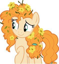 Pear Butter - My Little Pony vector by Charity-Rose.deviantart.com on @DeviantArt