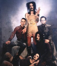 Marilyn Manson And The Spooky Kids