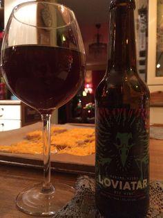 Panimo Hiisi Loviatar Rye Wine