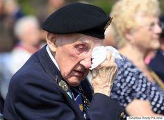 Βετεράνοι επέστρεψαν στη Νορμανδία για την 71η επέτειο της απόβασης ~ Geopolitics & Daily News