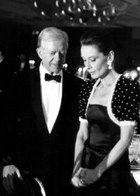 Audrey Hepburn Awards and Recognition - A Tribute to Audrey Hepburn with President Carter