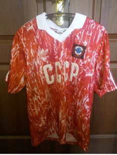 00511b7aa 1989-91 CCCP USSR Home Football Shirt ⚽ More details on our blog