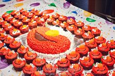 Elmo Decorations For 1st Birthday | Elmo Themed Birthday Party Ideas, Elmo 1st Birthday Party | Birthday ...