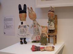 Julie Arkell dolls