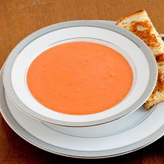 Good Thymes and Good Food: Creamy Tomato Soup