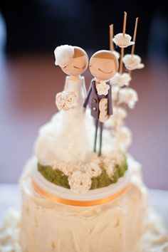 Super-Cute Cake Toppers