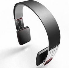 Porsche Design Headphones concept by product designer Jules Parmentier