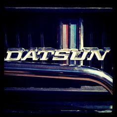 Datsun truck badge Car Badges, Car Logos, Car Hood Ornaments, Automotive Logo, Datsun 240z, Motor Company, Jdm, Nissan, Transportation