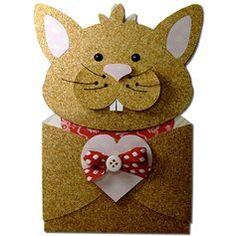 JMRush Designs: Hamster Hug Gift Card Holder