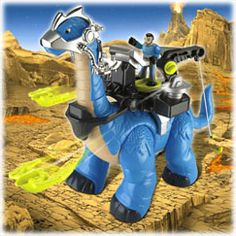 Shop for Imaginext® Apatosaurus and buy something that will spark your child's imagination. Find the perfect action toys featuring pirates, dinosaurs and dragons from Imaginext and Fisher-Price.