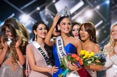 Após gafe do apresentador, Miss Filipinas é anunciada Miss Universo 2015 - miss universe
