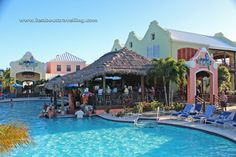 Jimmy Buffett's Margaritaville at Grand Turk Island in the Turks and Caicos. This was a nice place to visit.